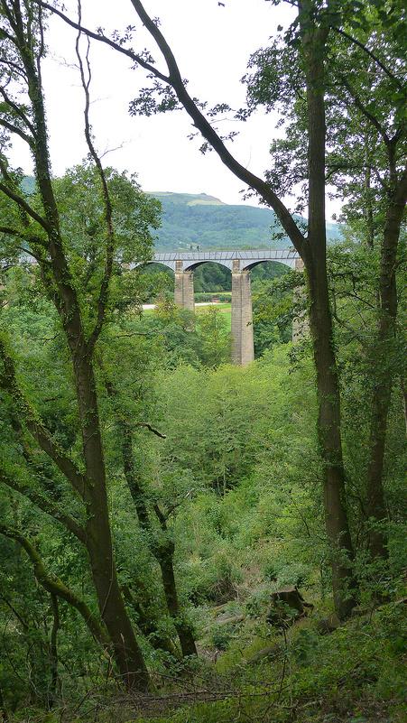 ポントカサステ水路橋と運河の画像 p1_35