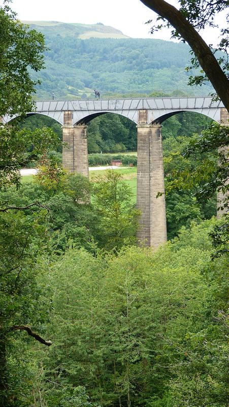 ポントカサステ水路橋と運河の画像 p1_29