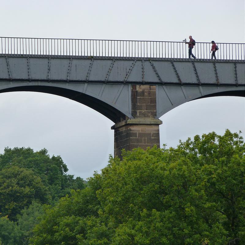 ポントカサステ水路橋と運河の画像 p1_22