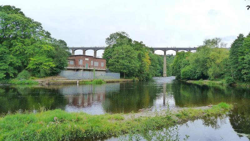 ポントカサステ水路橋と運河の画像 p1_30