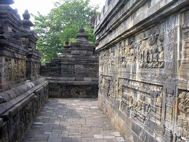 ボロブドゥール寺院遺跡群の画像 p1_35