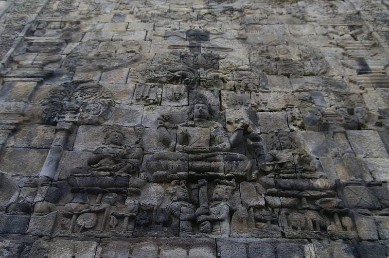 ボロブドゥール寺院遺跡群の画像 p1_36