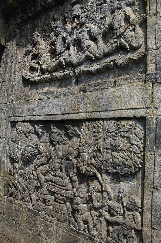 ボロブドゥール寺院遺跡群の画像 p1_37