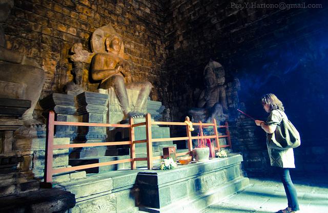 ボロブドゥール寺院遺跡群の画像 p1_34