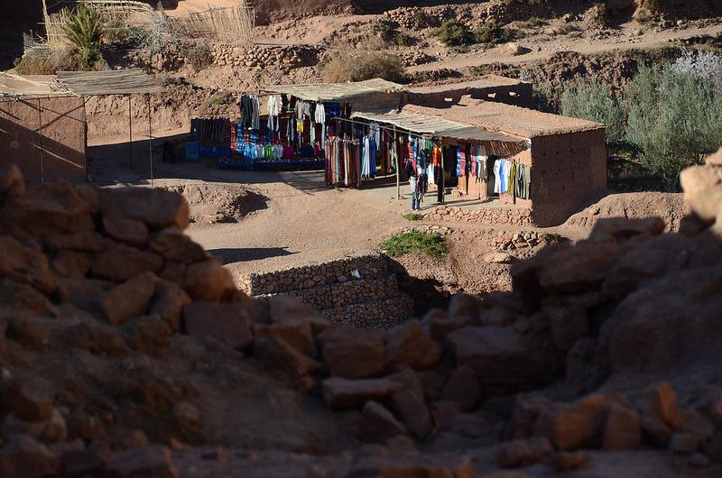 アイット ベン ハドゥの集落の画像 p1_20
