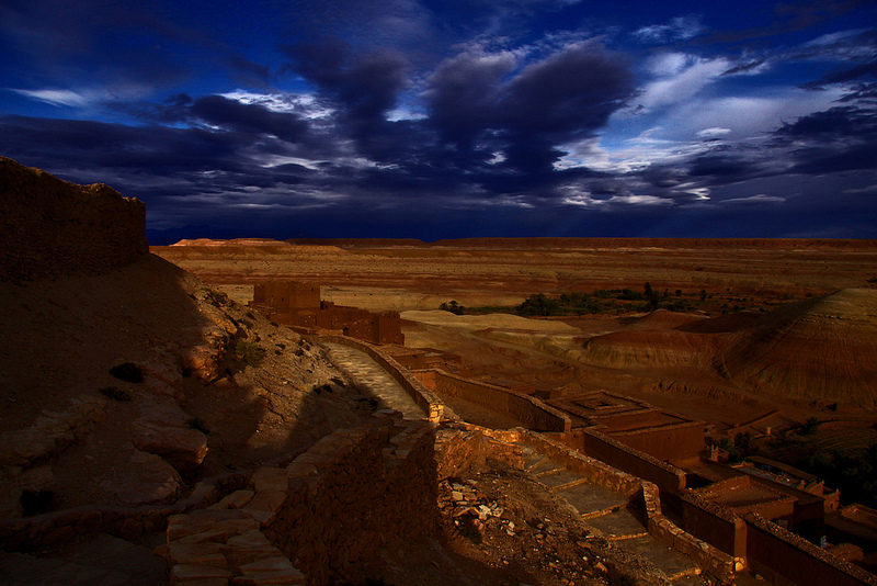 アイット ベン ハドゥの集落の画像 p1_30