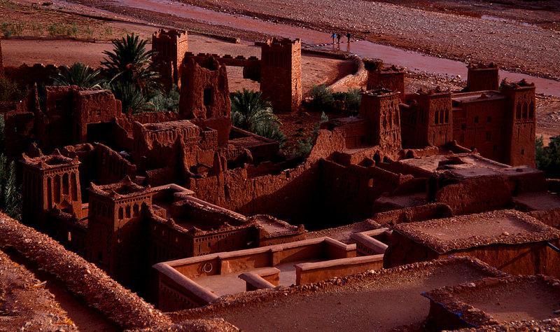 アイット ベン ハドゥの集落の画像 p1_10