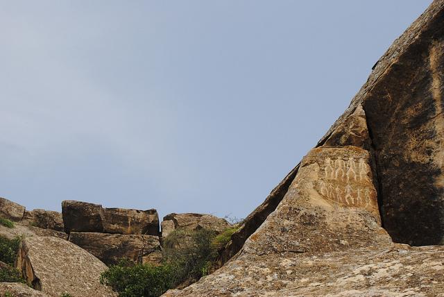 ゴブスタンのロック・アートと文化的景観の画像2