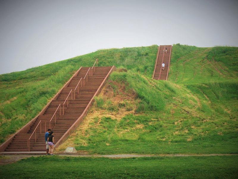 カホキア墳丘群州立史跡の画像14
