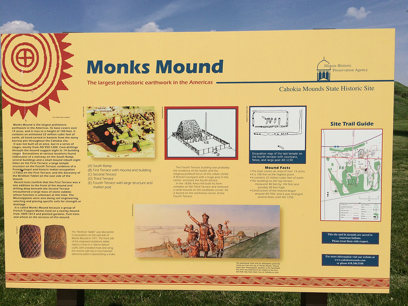 カホキア墳丘群州立史跡の画像15
