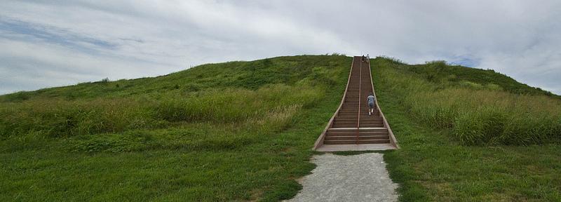 カホキア墳丘群州立史跡の画像17