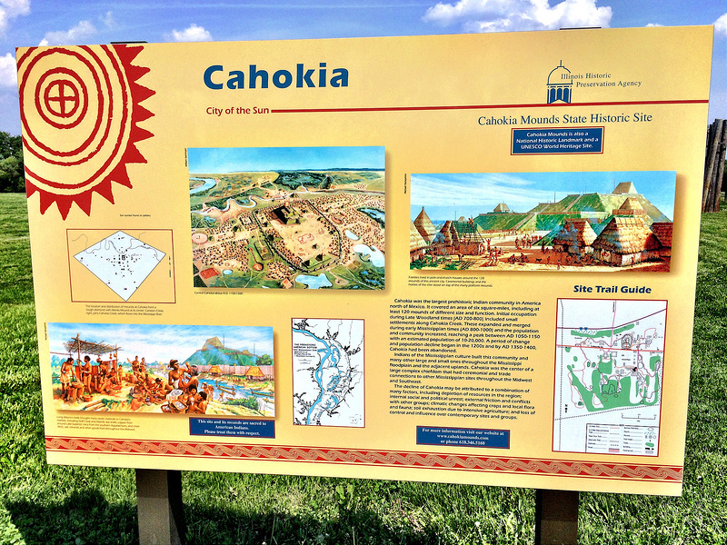 カホキア墳丘群州立史跡の画像25