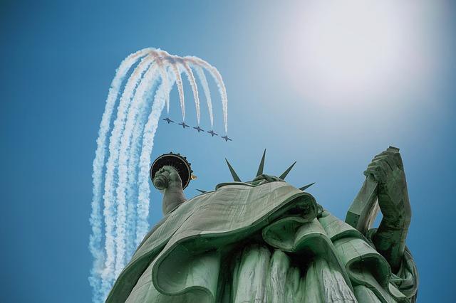 自由の女神像の画像10