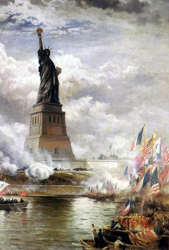 自由の女神像の画像15