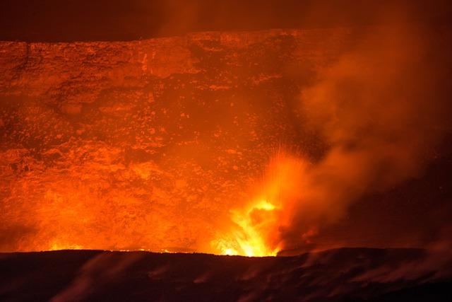 ハワイ火山国立公園の画像3