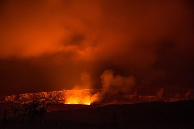 ハワイ火山国立公園の画像5