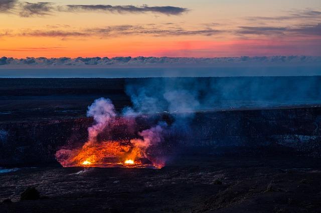 ハワイ火山国立公園の画像7