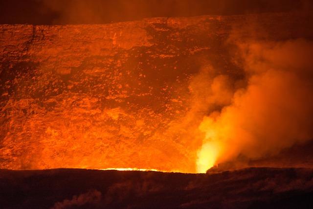 ハワイ火山国立公園の画像9