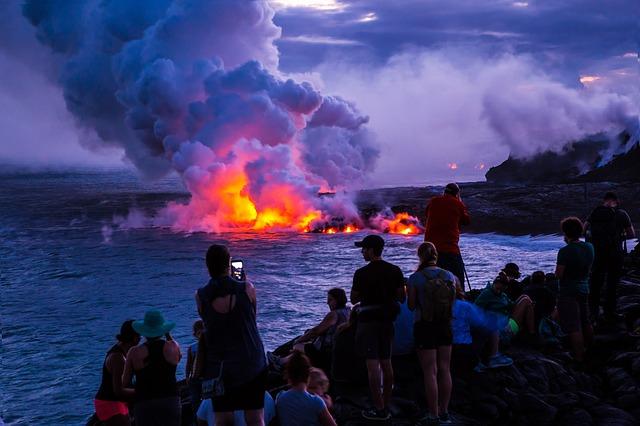 ハワイ火山国立公園の画像1