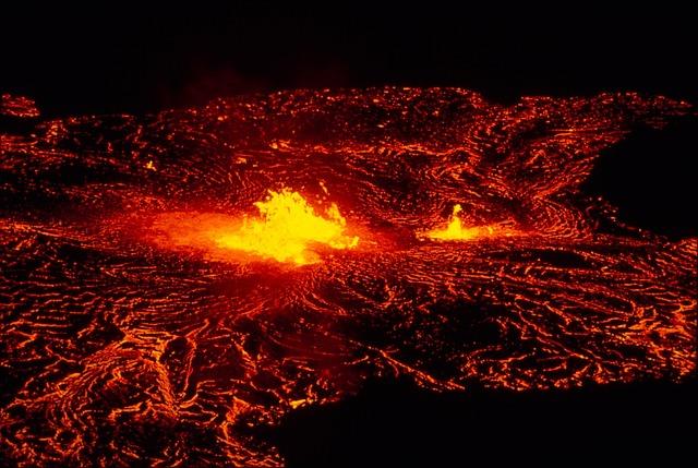 ハワイ火山国立公園の画像12