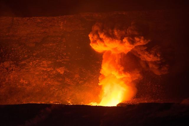 ハワイ火山国立公園の画像13