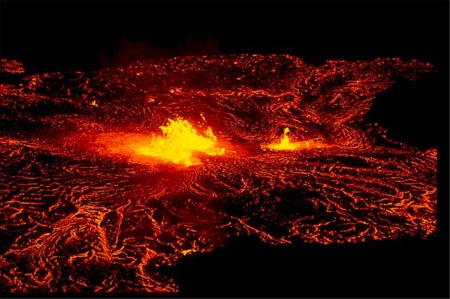 ハワイ火山国立公園の画像15