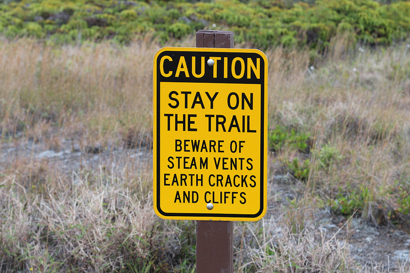 ハワイ火山国立公園の画像18
