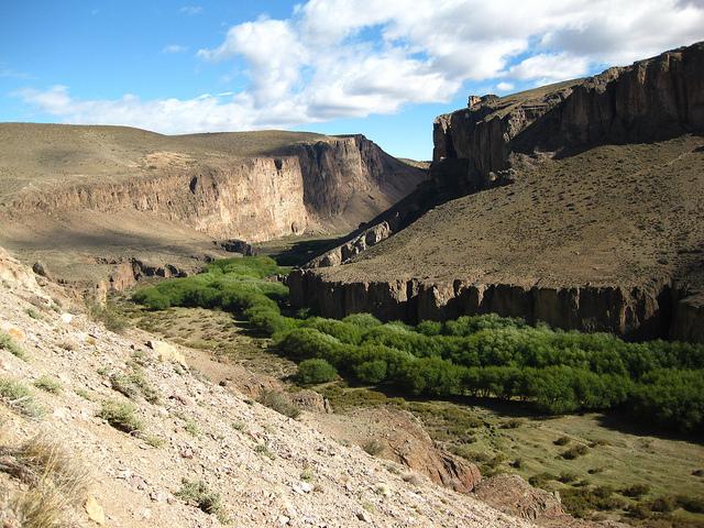 ピントゥラス川のクエバ・デ・ラス・マノスの画像7