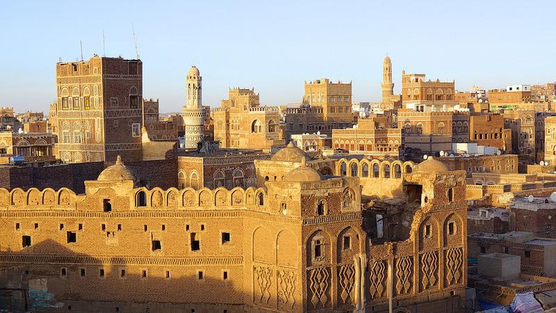 サナア旧市街の画像3