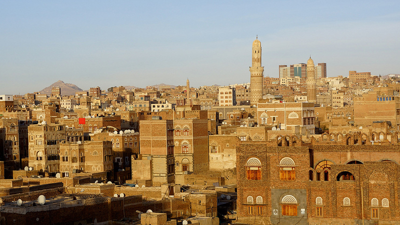 サナア旧市街の画像4