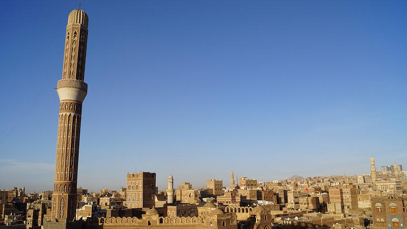 サナア旧市街の画像5