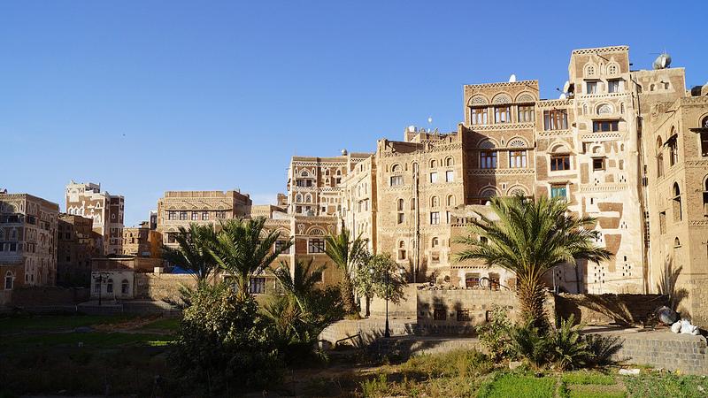 サナア旧市街の画像6