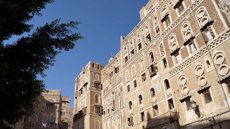 サナア旧市街の画像8