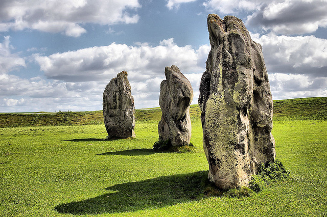 ストーンヘンジ、エイヴベリーの巨石遺跡と関連遺跡群の画像1