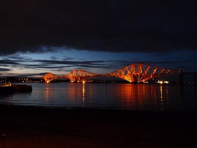 フォース鉄道橋の画像2