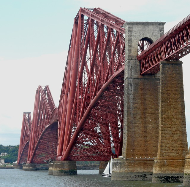 フォース鉄道橋の画像6