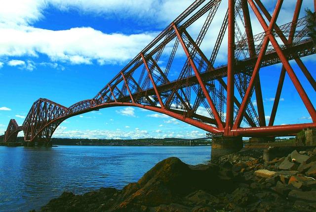 フォース鉄道橋の画像7