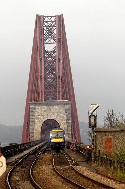 フォース鉄道橋の画像8