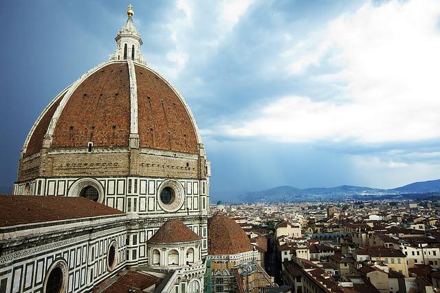 フィレンツェ歴史地区の画像2