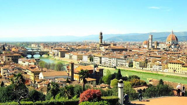 フィレンツェ歴史地区の画像3