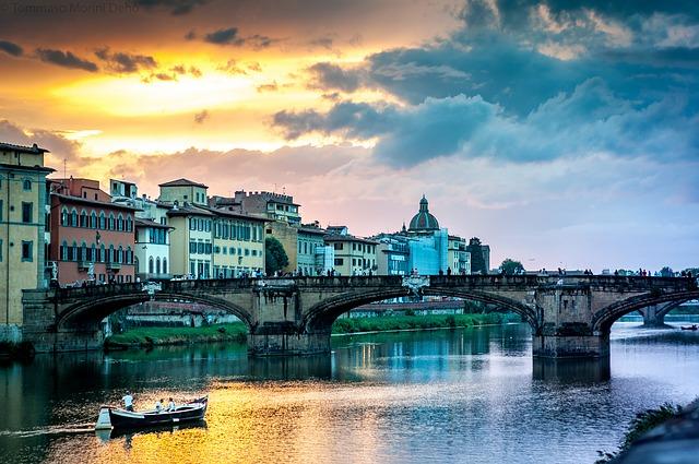 フィレンツェ歴史地区の画像4