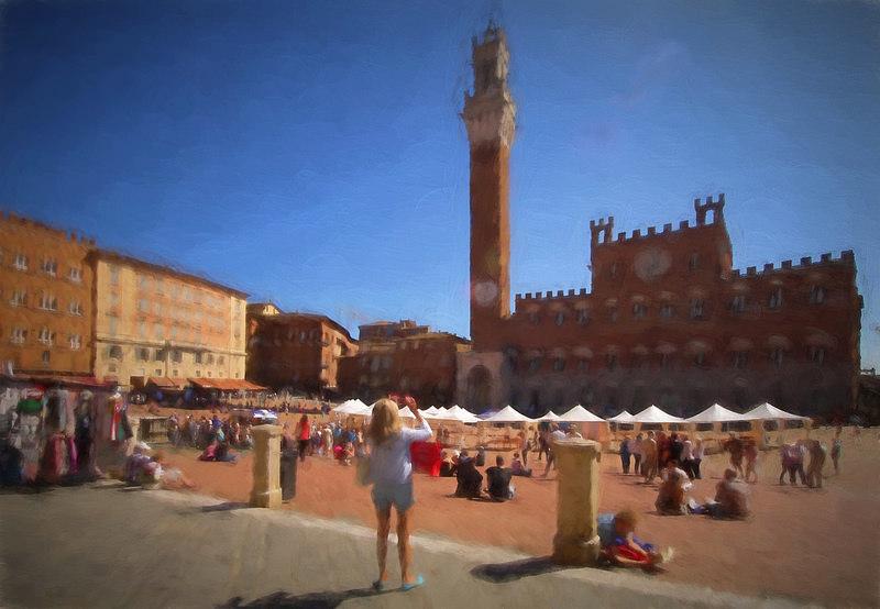 フィレンツェ歴史地区の画像9