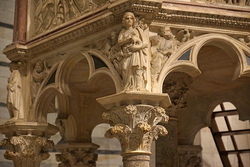 ピサのドゥオモ広場の画像22