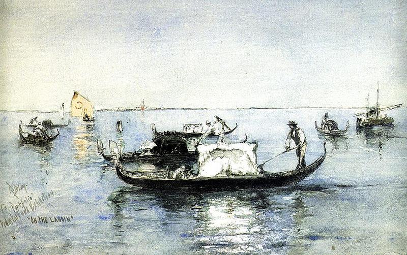 ヴェネツィアとその潟の画像7