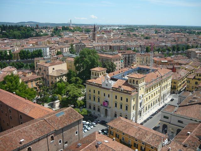 ヴェローナの市街の画像5