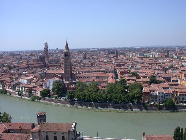 ヴェローナの市街の画像6