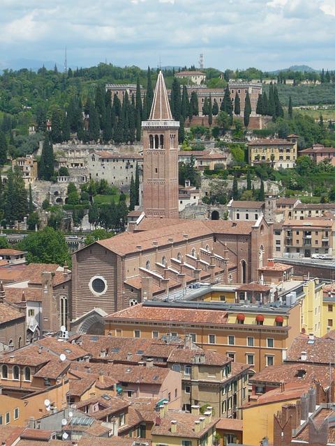 ヴェローナの市街の画像8