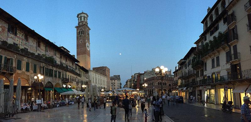 ヴェローナの市街の画像21