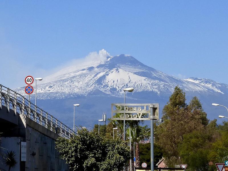 エトナ山の画像1