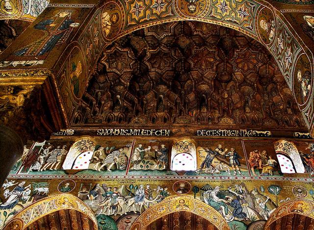 アラブ-ノルマン様式のパレルモおよびチェファルとモンレアーレの大聖堂の画像2